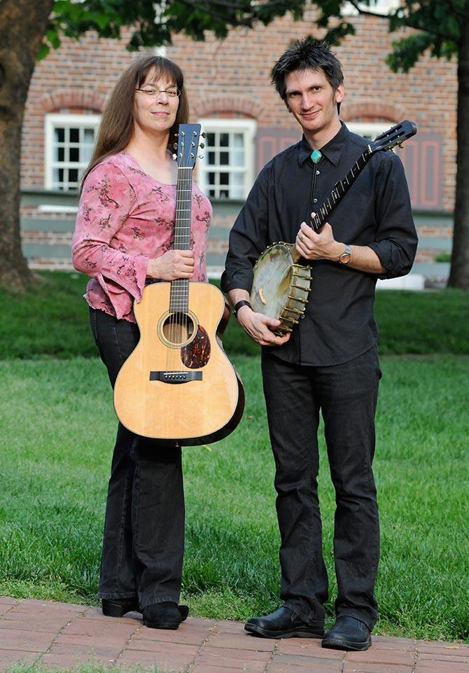 Adam Hurt & Beth Williams Hartness