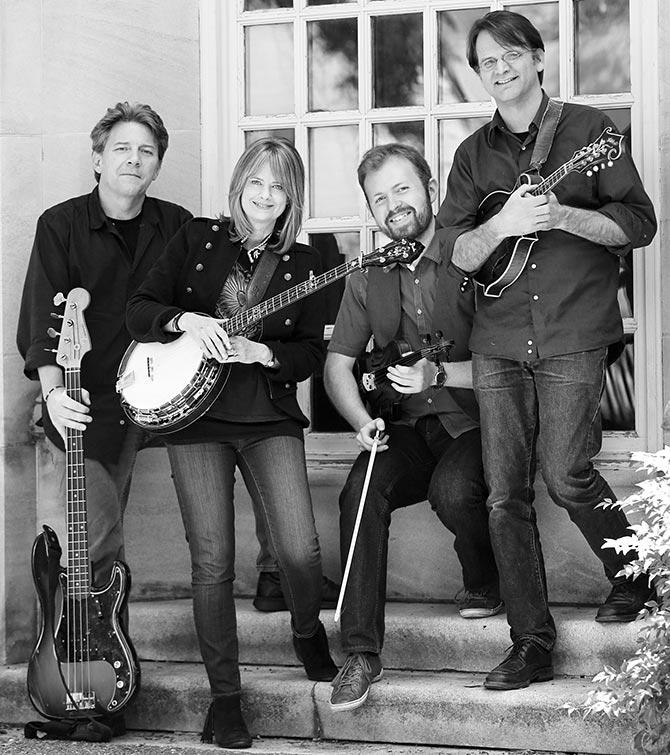 Alison Brown Acoustic Quartet Announces European Tour Dates