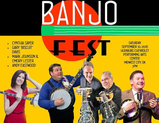 Banjo Fest 2016 Announced