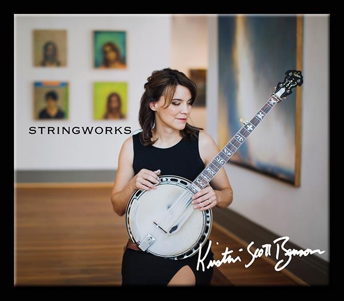 New Music from Kristin Scott Benson - Stringworks