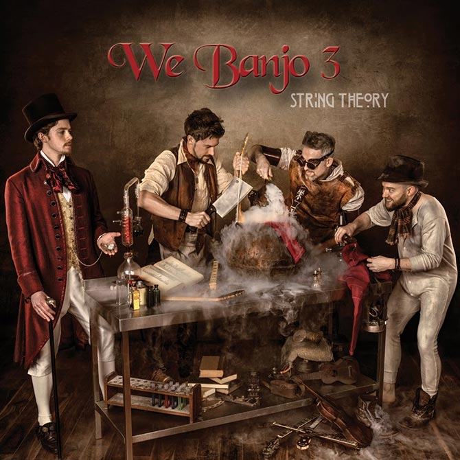 We Banjo 3 - String Theory