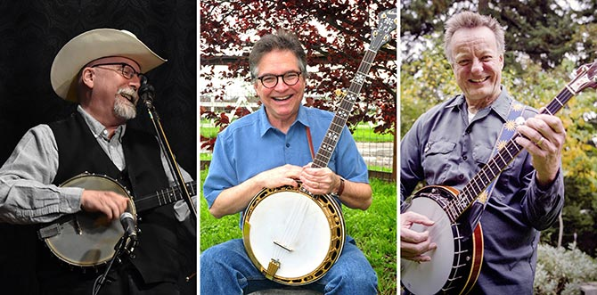 The 5th Annual California Banjo Extravaganza Banjo Mini-Camp