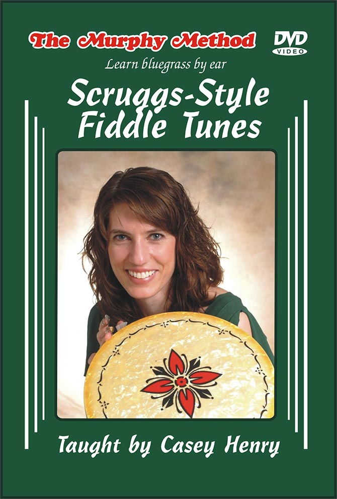 Scruggs-Style Fiddle Tunes taught by Casey Henry