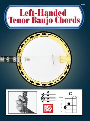 Left-Handed Tenor Banjo Chords