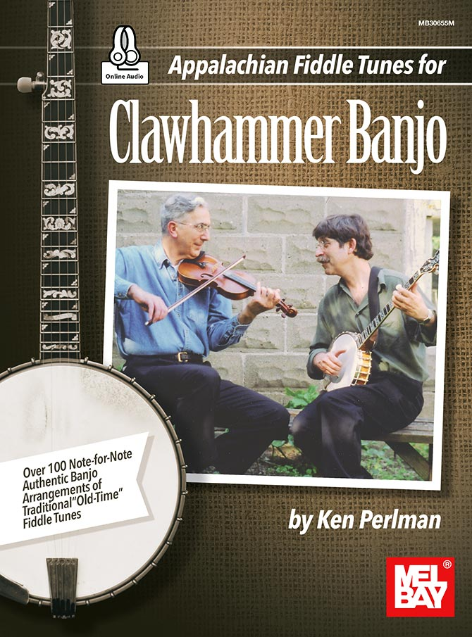 Appalachian Fiddle Tunes for Clawhammer Banjo