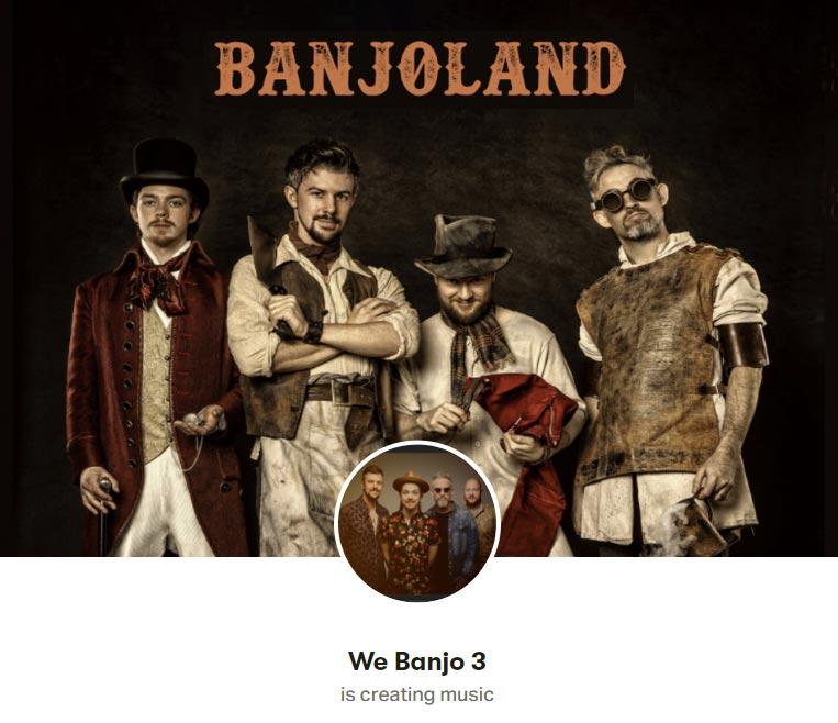 We Banjo 3 on Patreon