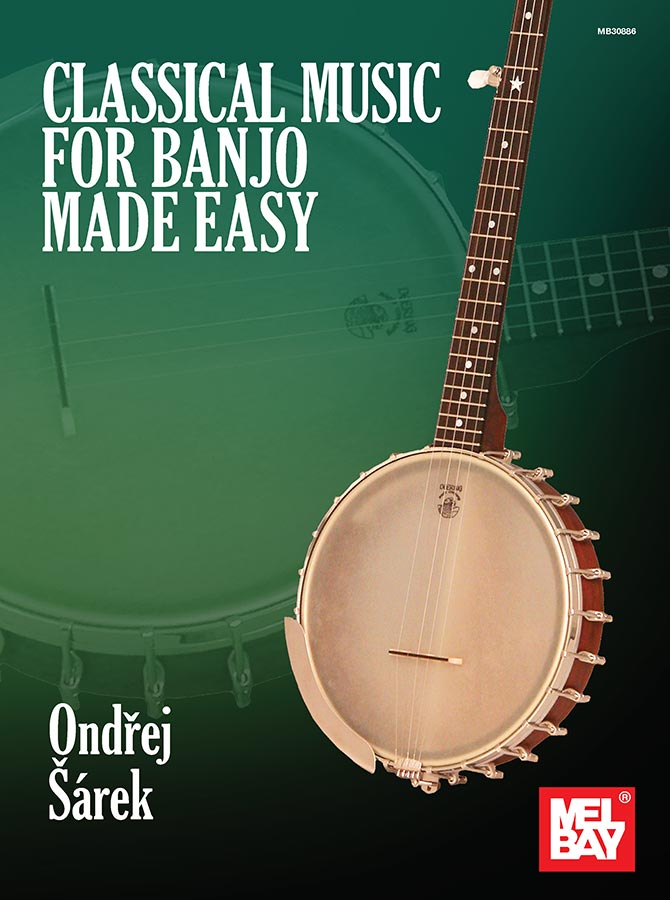 New in Print and eBook - Classical Music for Banjo Made Easy