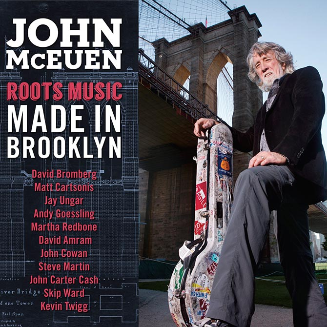 New Music from John McEuen - Made in Brooklyn