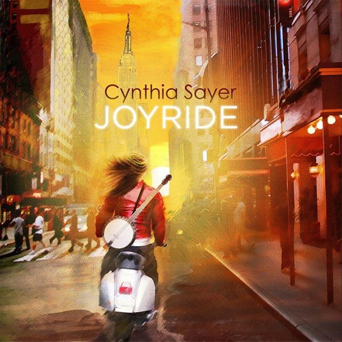 Cynthia Sayer - Joyride