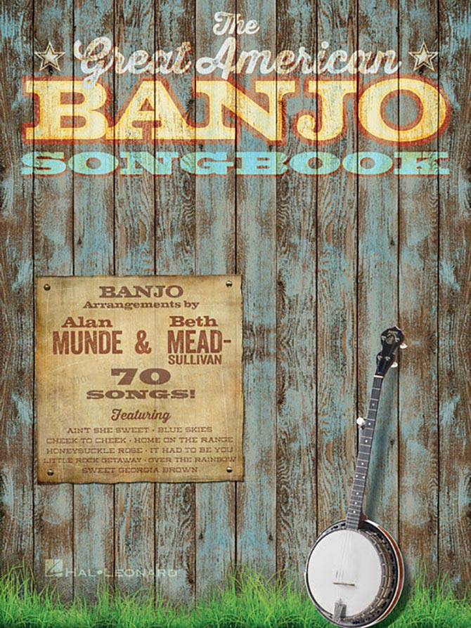 The Great American Banjo Songbook