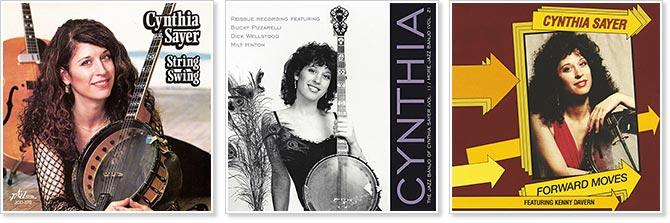 Early Cynthia Sayer recordings