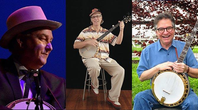 The 6th Annual California Banjo Extravaganza