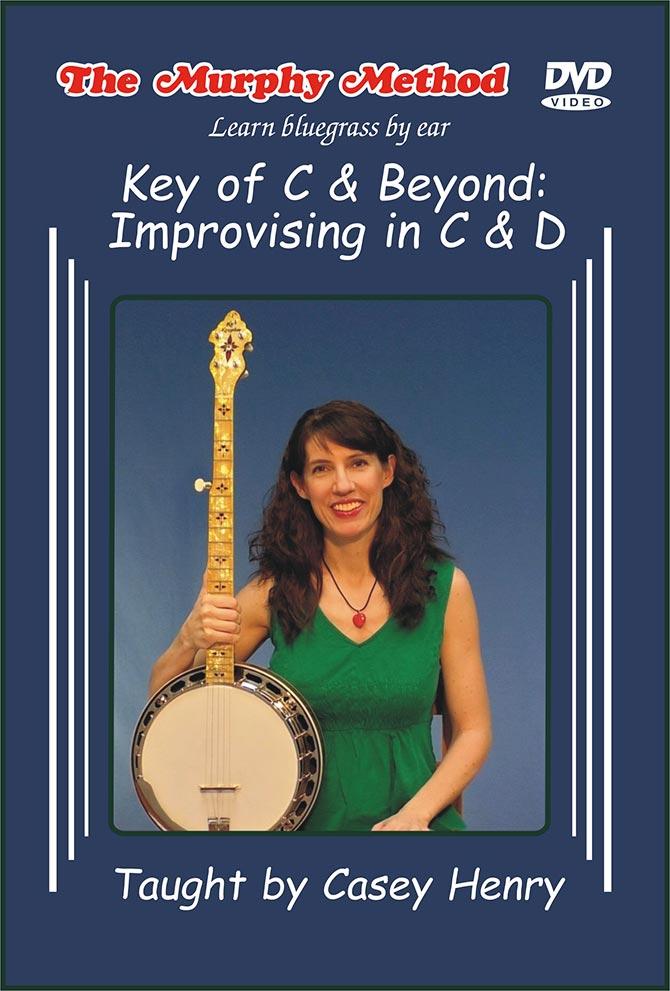 Key of C & Beyond: Improvising in C & D