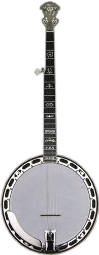 Resonator Banjo Eye Candy
