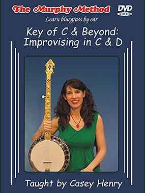 Key of C & Beyond: Improvising in C & D