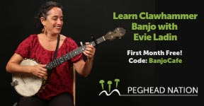 Clawhammer Banjo Lessons with Evie Laden from Artistworks