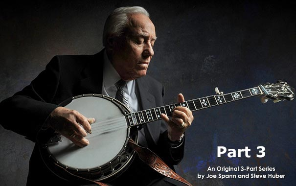 The Banjos of Earl Scruggs - Part 3